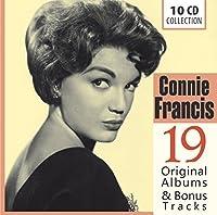 19 Original Albums & Bonus by Connie Francis