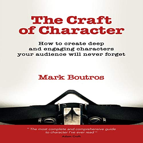 The Craft of Character cover art
