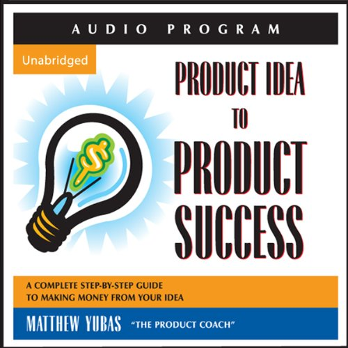 Product Idea to Product Success cover art