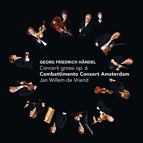 Concerto grosso op. 6 no. 7 in B-flat major HWV 325: I. Largo