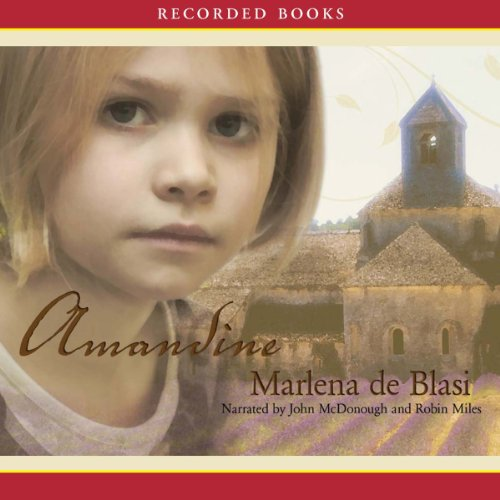 Amandine audiobook cover art