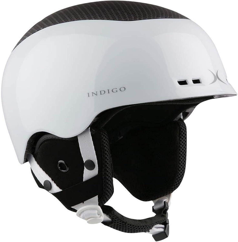 Indigo Helmet Free Carbon   Weiß Weiß Weiß   Ski & Snowboard Helm   Hochwertige Qualität B07JJT1H4F  Abholung in der Boutique d68b80