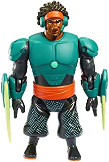 Big Hero 6 Stealth Wasabi Action Figure, 4