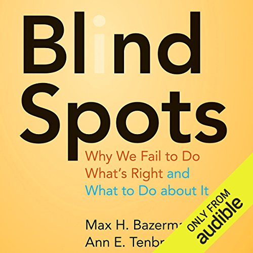 Blind Spots audiobook cover art