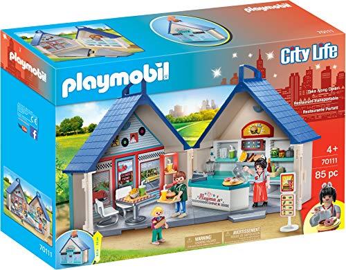 PLAYMOBIL® City Life 70111 - Mein Mitnehm-Imbiss
