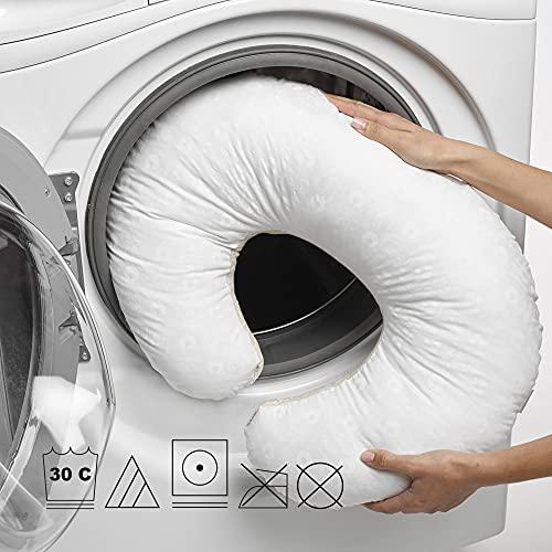 Boppy Bare Naked Nursing Pillow and Positioner