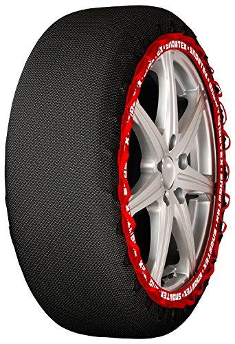 SNOWTEX(スノーテックス) 雪道走行用 布製タイヤ滑り止めカバー 3126