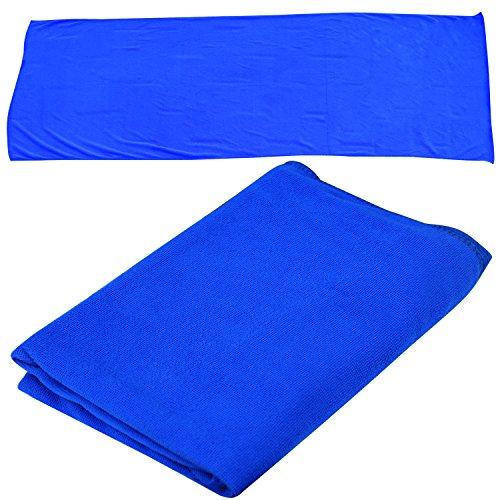 TRIXES Grand Bleu Microfibre Soft Dust Buster Auto Voiture Chiffon de Nettoyage