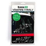 Gama Go Vampire Familia Coche Pegatinas