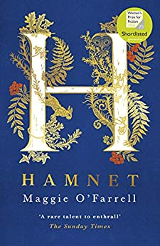 Hamnet: SHORTLISTED FOR THE WOMEN'S PRIZE FOR FICTION by [Maggie O'Farrell]