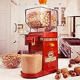 2021 New Upgrade Electric Peanut Butter Maker 500ML 110V Grinding Mechanism Food Processor for...