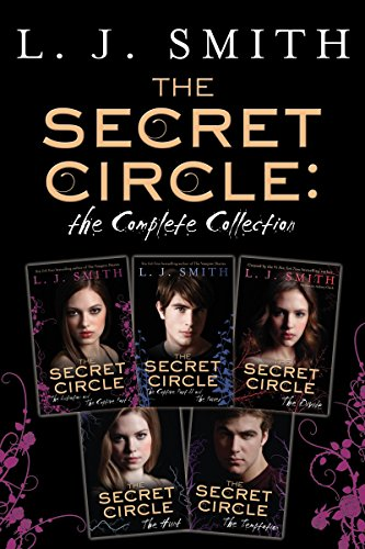 The Secret Circle: The Complete Collection: The Initiation and The Captive Part I, The Captive Part II and The Power, The Divide, The Hunt, The Temptation