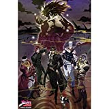 goodies Jojo'S Bizarre Adventure Poster Groupe 91,5 x 61