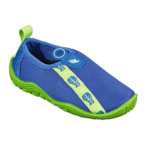 Beco Sealife, Zapatos de Surf, bañera, Playa, natación Unisex niños, Azul, 27/28 EU