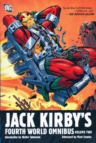 Jack Kirbys Fourth World Omnibus TP Vol 02: Volume 2