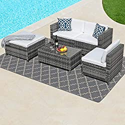 Best Cheap Outdoor Sectional Sofas 2019 Reviews The Patio Pro