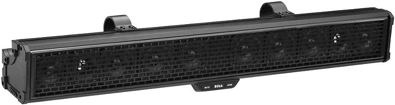 BOSS Audio Systems BRRC34 700w Powered Sound Bar+Bluetooth Controller+Dome Light RZR ATV UTV
