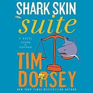Shark Skin Suite audiobook cover art