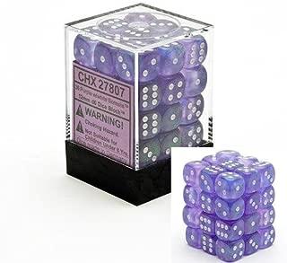 chessex borealis purple white