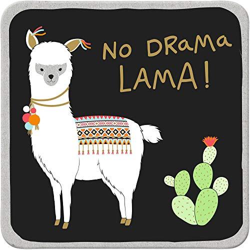 HAPPYLIFE 45659 Untersetzer »Lama«