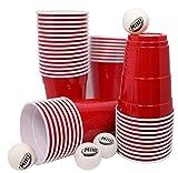 Original My Beer Pong Red Cups Set 16 oz (473...