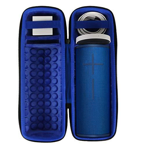 co2CREA Duro Viaggio Caso Copertina per Ultimate Ears UE Megaboom 3 Altoparlante Bluetooth (Blu)
