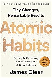 Atomic habits book image