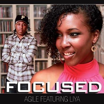 Focused (feat. Liya)