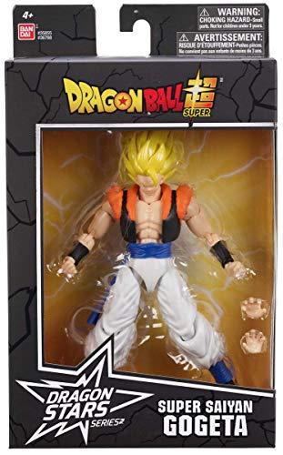 Bandai 35855 - Dragon Ball Super Personaggi Deluxe, Modelli assortiti, 1 pezzo