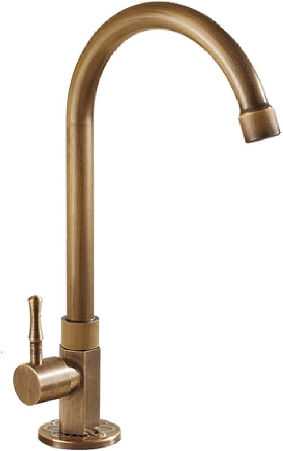 Cool Cold Single Kitchen Hole Single European Antique Ghxj Faucet Download Free Architecture Designs Scobabritishbridgeorg