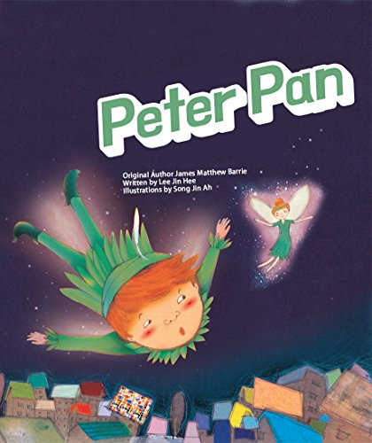 Peter Pan - World Best Classic (inbook 15) (English Edition)