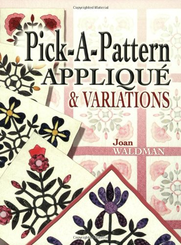 %72 OFF! Pick a Pattern Applique & Variations