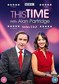 This Time With Alan Partridge - Series 1 & 2