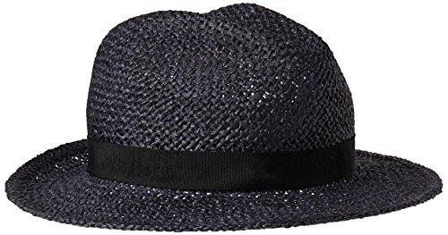 BOSS Finne 1, Sombrero para Mujer, Azul (Dark Blue 405), Talla Única (Talla del Fabricante: STCK)