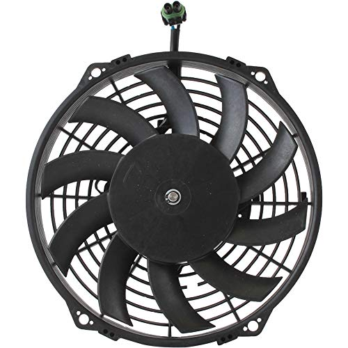 can am renegade 800 cooling fan - 1
