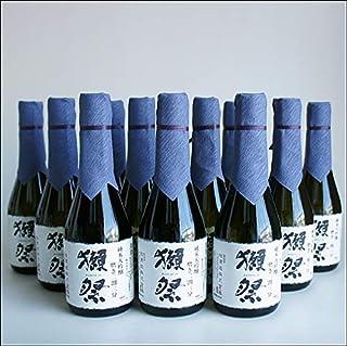 獺祭 磨き 二割三分 23 純米大吟醸 小瓶 300mlx12本 だっさい 旭酒造 山口県 ケース
