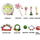 Immagine 1 pamray strumenti musicali bambini percussioni