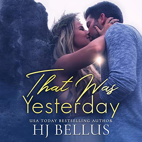 That Was Yesterday audiobook cover art