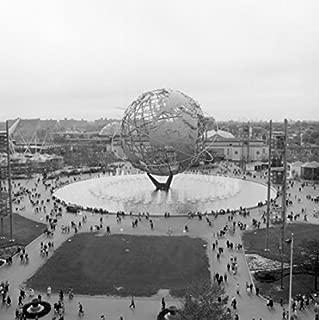 Posterazzi USA City New York World's Fair 1964-1965 Poster Print (18 x 24)