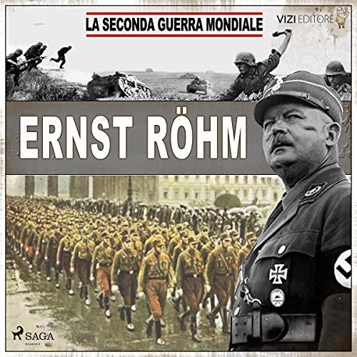 Ernst Röhm copertina