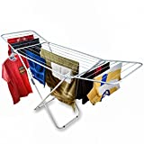 Home Intuition Foldable Clothes Drying Rack Dryer...