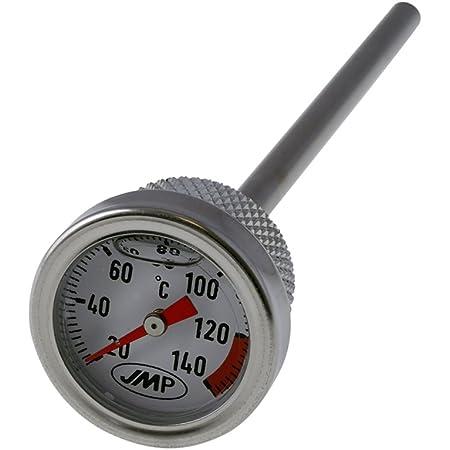 Öltemperaturmesser Ölthermometer Gewinde 20 X 2 5 Mm Nadell 122 Mm Länge 145 Auto