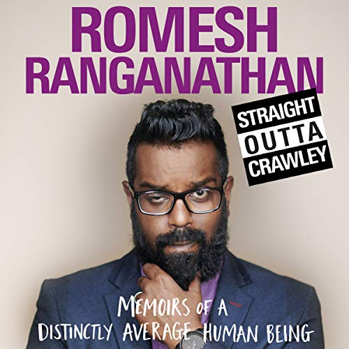 Straight Outta Crawley cover art