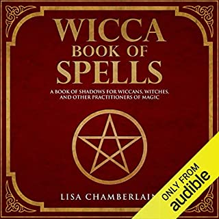 Couverture de Wicca Book of Spells