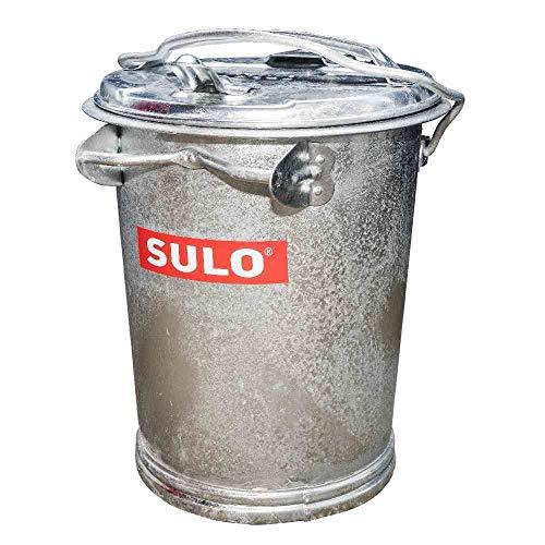 Sulo Systemmülleimer 50 L verzinkt 29106