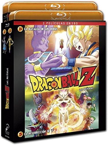 Dragon Ball Z. Battle Of Gods Edición Extendida + La Resurrección De F. - Blu-Ray [Blu-ray]