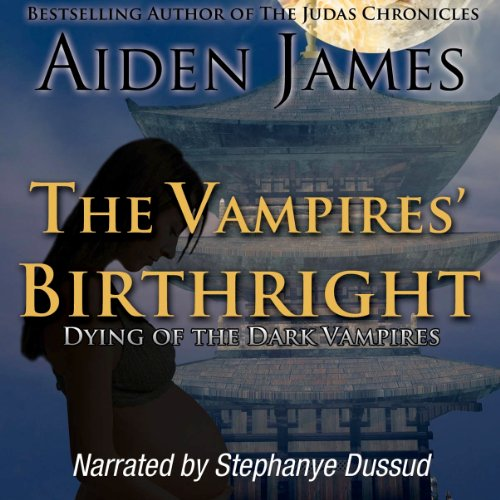 The Vampires' Birthright audiobook cover art