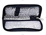 Insulin Travel Case - Portable Insulin Cooler Bag Diabetic Patient Organizer Travel Insulated Case Travel Medical Cooler Pack Diabetic Case Freeze & Go Small Travel Bag Insulin Pen Case