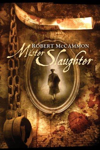 Mister Slaughter (Matthew Corbett Book 3)