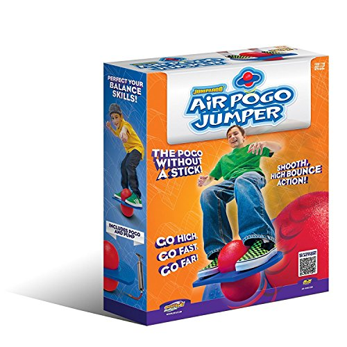 Cv-Saltador Air Pogo Jumper